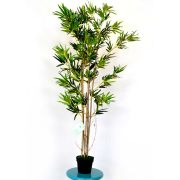 Bambu Artificial de 1,8m de altura 1104 folhas da DESIGN PLANTAS