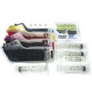 Bulk Ink 8000, 8500, K5400 e K8600 com Cartucho Preto Fino e Tinta Corante