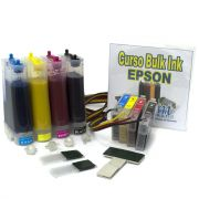 Bulk Ink TX200, TX210, TX300F com Tinta Sublimática