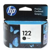 Cartucho 122 Original HP Preto