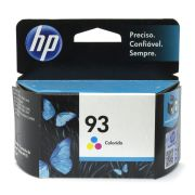 Cartucho 93 Original HP Colorido