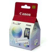 Cartucho Canon 211 Original Colorido