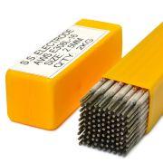 Eletrodo revestido modelo 308L-16 de 2,5mm para soldar a arco