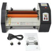 Laminadora e Plastificadora A3 Bopp, Polaseal e Bobinas Modelo FM-330