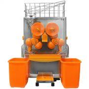 Máquina Profissional Automática para sucos de laranja e tangerina - Seminova