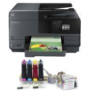 Multifuncional HP Officejet Pro 8610 e-AIO com Bulk Ink com Chip