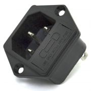 Plug de Energia do Painel de Controle para Prensa Térmica Plana 38x38, Prensa 8x1 e Cilíndrica