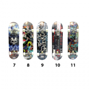 Skate Completo Abec 5 Shor 90 Pr�