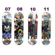 Skate Completo Abec 5 Shor 90 Pró
