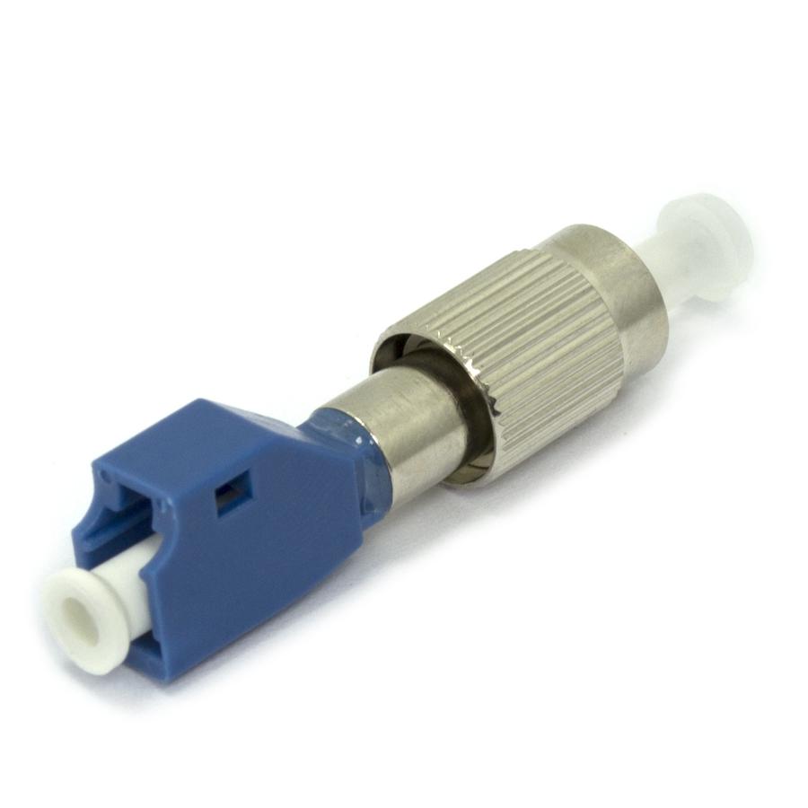 Adaptador Fibra Óptica LC/UPC - FC/UPC para Power Meter e Caneta