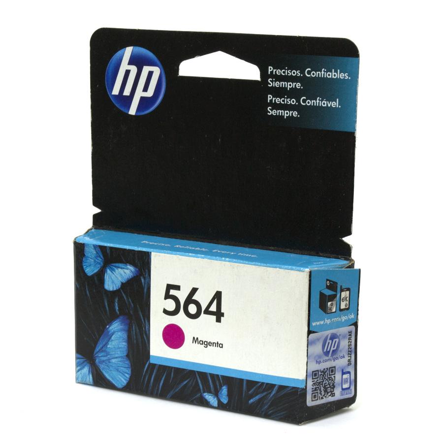 Cartucho 564 Original HP Magenta