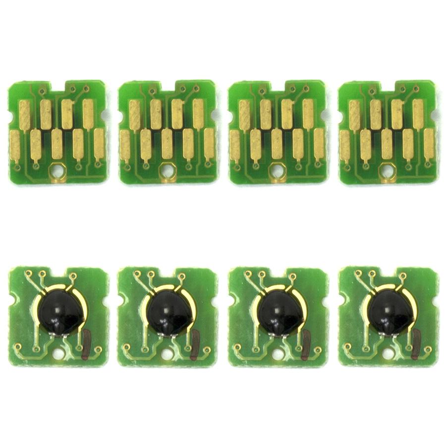 Jogo Chips Uso Único para S30670, S50670 e S70670 (4 Chips)