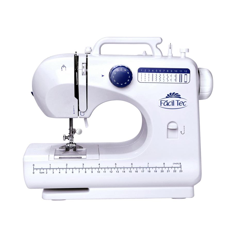 Máquina de Costura FÁCIL TEC  FHSM-506 Bivolt