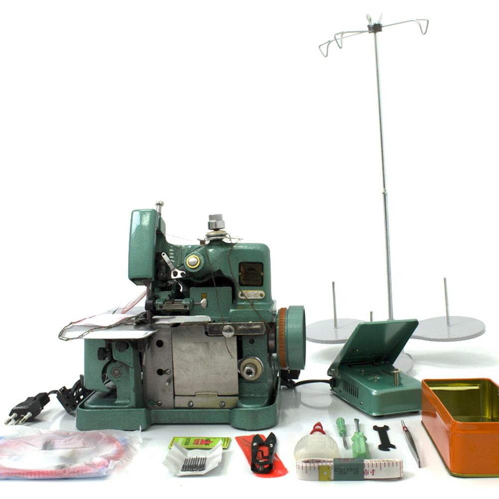 Máquina de Costura Overlock Semi-Industrial Portátil modelo GN1-6D