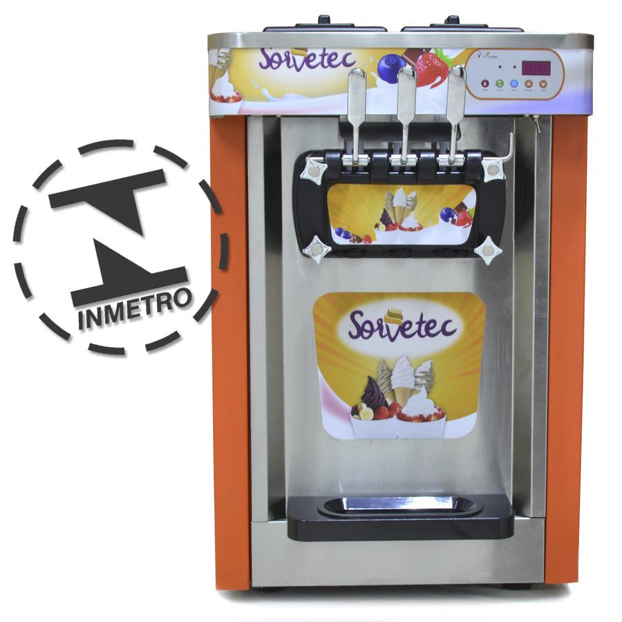 M�quina de Sorvete, A�a� e Frozen Yogurt