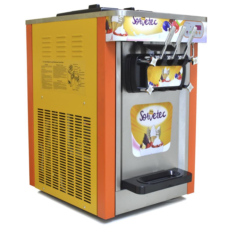 Máquina de Sorvete Açaí e Frozen Yogurt - SORVETEC