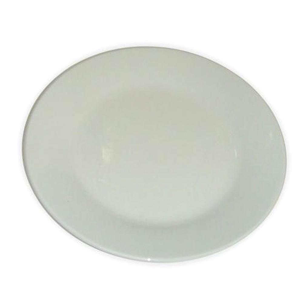 Prato de Porcelana Branco para Sublimação