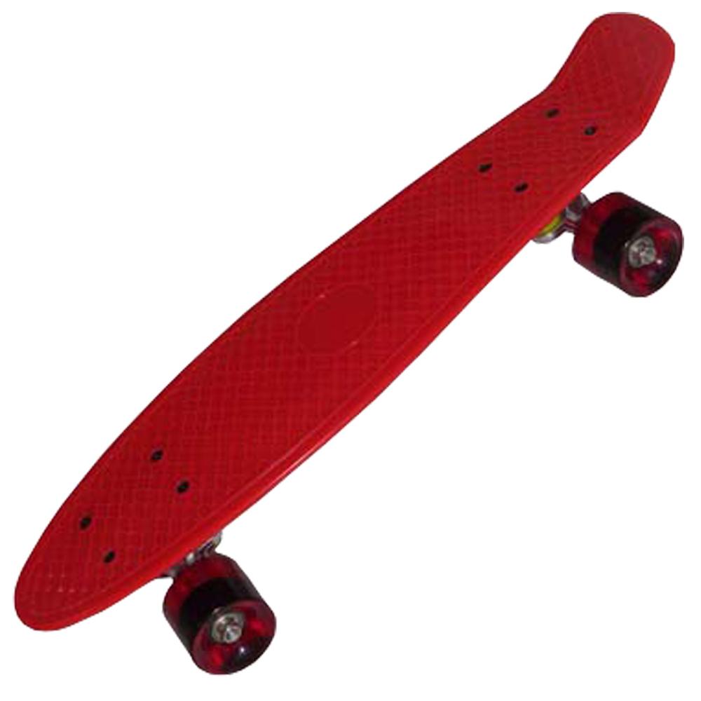 Skate Cruiser Mini Longboard Retr� Rodas Truck Abec-7