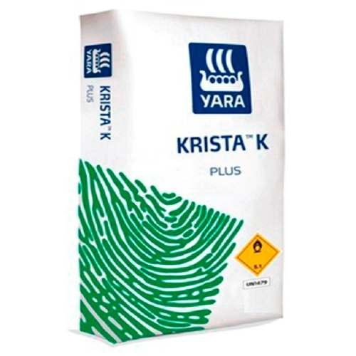 Nitrato De Potássio Krista K Yara Hidroponia Fertirrig 10 Kg - HOBBY VERDE e7523212e76