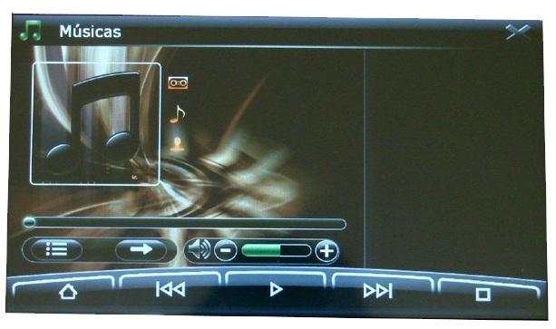GPS Automotivo Foston Fs- 3D717DC com TV digital e Camera de Ré - ILIMITI SHOP