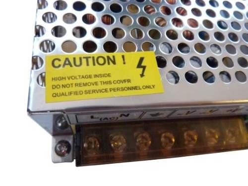 Fonte Estabilizada 110v Ou 220v - Saída 12v 20a ~ 240 Watts - ILIMITI SHOP