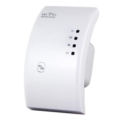Repetidor Sinal Wifi Wireless 300mbps B/g/n Wps - 2013 - ILIMITI SHOP