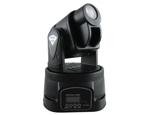 Mini Moving Head Led Spot 15w Rgb Dmx Efeito Beam, Strobo - ILIMITI SHOP