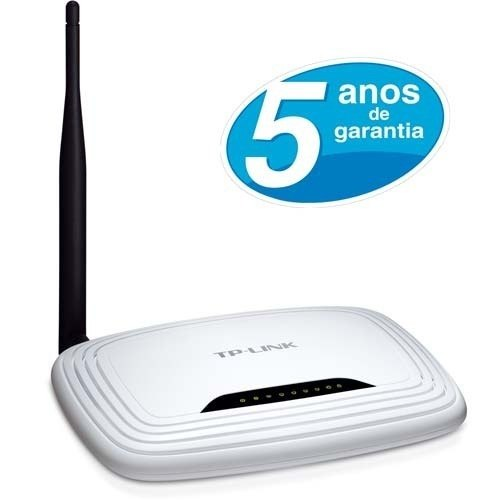 Roteador Wireless Tp-link Tl Wr 740n 150mbps - ILIMITI SHOP