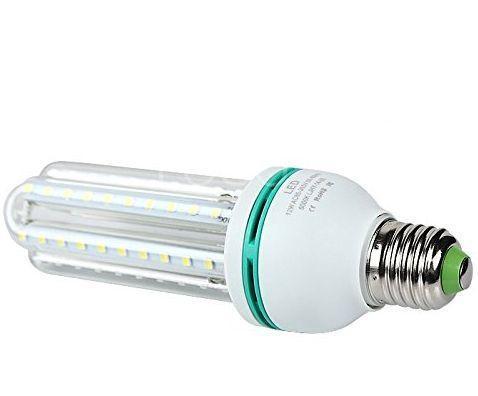 KIT10Lâmpadas Super Led 7w Econômica Bivolt E27 Branco Frio 6000k - ILIMITI SHOP
