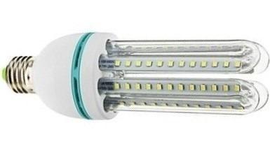 KIT10Lâmpadas Super Led 12w Econômica Bivolt E27 Branco Frio 6000k - ILIMITI SHOP