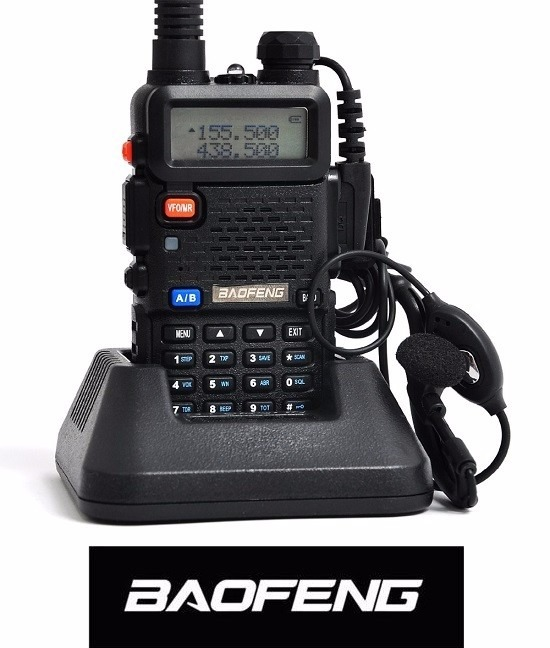 Walkie Talkie Radio Comunicador Baofeng Uv-5r - ILIMITI SHOP