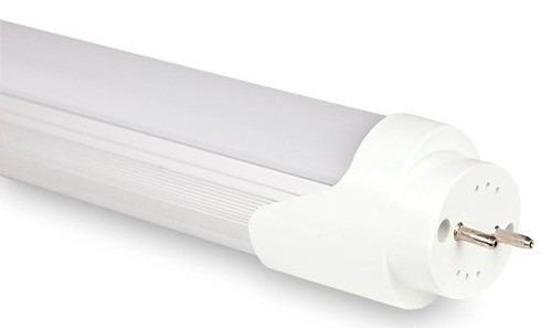 Kit 10 Lâmpada Led T8 Tubular 120cm 1,2m 18w Branco Puro - ILIMITI SHOP