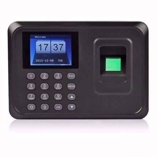 Relógio Ponto Biométrico Impressão Digital  - ILIMITI SHOP