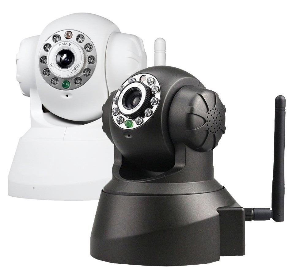 Babá Eletrônica Câmera Wifi Visão Noturna Microfone Bebê T36 - ILIMITI SHOP