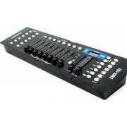 Mesa Controladora Dmx 512 Com 192 Canais - ILIMITI SHOP