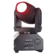 Mini Beam Moving Head Led 12w Cree Rgbw Dmx, Strobo, Prof. - ILIMITI SHOP