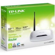 Roteador Wireless Tp-link Tl Wr 740n 150mbps - ILIMITI SHOP