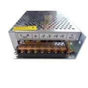 Fonte Estabilizada 110v Ou 220v - Saída 12v 10a ~ 120 Watts - ILIMITI SHOP