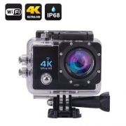 Camera Sports Action Go 4k Full Hd 1080p Prova D'agua Wi-fi - ILIMITI SHOP