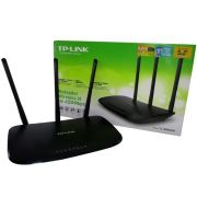 Roteador Wireless 450mbps Tp-link Tl-wr 940n Wifi 3 Antenas - ILIMITI SHOP