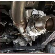 2Difusor Escape Duplo V8 6CC Ronco Esportivo 2.5 - ILIMITI SHOP