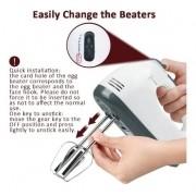 Batedeira De Mão Mini Blender 7 Velocidades Bate Massa Bolo - ILIMITI SHOP