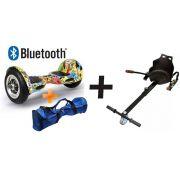 Carrinho Para Hoverboard + Skate Elétrico Smart Balance 10 Original - ILIMITI SHOP