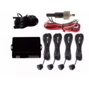 Sensor De Estacionamento 4 Pontos Com Display De Led Tomate - ILIMITI SHOP