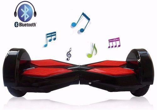 Skate Elétrico 8 Polegadas Bluetooth Smartbalance + Brinde - ILIMITI SHOP