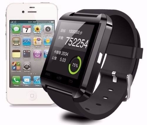 Smartwatch U8 Relogio Bluetooth Inteligente Gear Smart Watch - ILIMITI SHOP