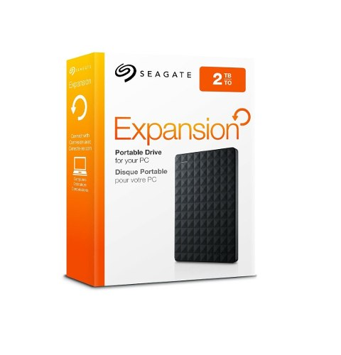 Hd Externo 2tb Seagate Expansion Novo Portatil - ILIMITI SHOP