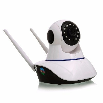 Câmera Ip Hd Visão Noturna Wireless Controle Na Internet - ILIMITI SHOP