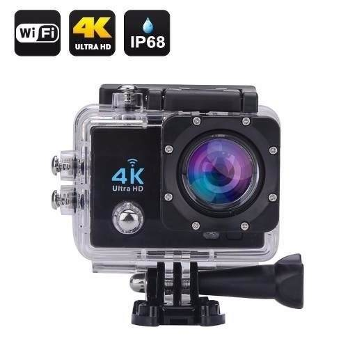 Camera Action Go Sports Pro Ultra 4k Full Hd 1080p C/ Flash - ILIMITI SHOP