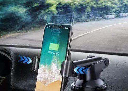 Carregador S/ Fio Wireless Base Qi Promoção Iphone X Hmaston - ILIMITI SHOP